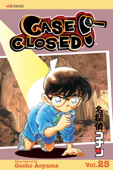 Case Closed, Vol. 25