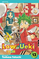 The Law of Ueki, Vol. 13