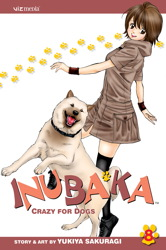 Inubaka: Crazy for Dogs, Vol. 8