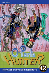 O-Parts Hunter, Vol. 12