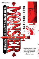 Naoki Urasawa's Monster, Vol. 18