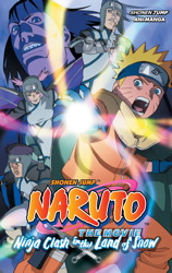 Naruto The Movie Ani-Manga, Vol. 1