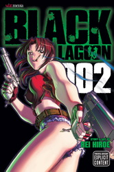 Black Lagoon, Vol. 2