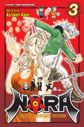 NORA: The Last Chronicle of Devildom, Vol. 3