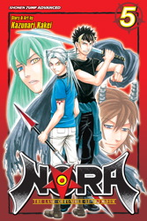 NORA: The Last Chronicle of Devildom, Vol. 5