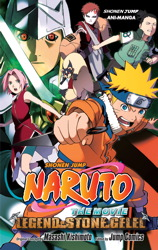Naruto The Movie Ani-Manga, Vol. 2
