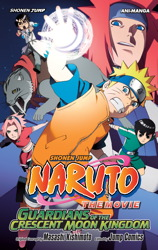 Naruto The Movie Ani-Manga, Vol. 3
