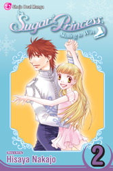 Sugar Princess: Skating To Win, Vol. 2