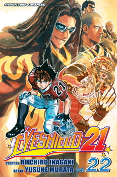 Eyeshield 21, Vol. 22