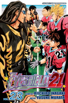 Eyeshield 21, Vol. 23