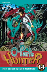 O-Parts Hunter, Vol. 14