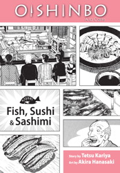 Oishinbo: Fish, Sushi and Sashimi
