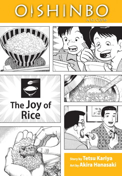 Oishinbo: The Joy of Rice