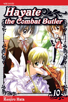 Hayate the Combat Butler, Vol. 10