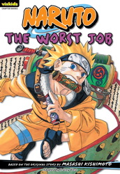 Naruto: Chapter Book, Vol. 3