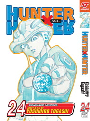 Hunter x Hunter, Vol. 24