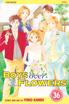 Boys Over Flowers, Vol. 36