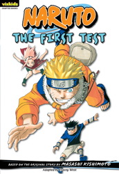 Naruto: Chapter Book, Vol. 10
