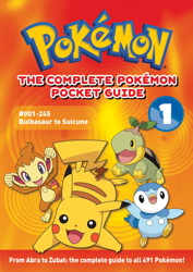 The Complete Pokémon Pocket Guide: Vol. 1