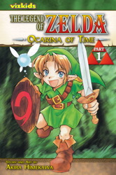 The Legend of Zelda, Vol. 1