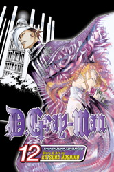 D. Gray-Man, Vol. 12