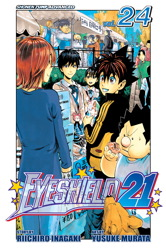 Eyeshield 21, Vol. 24