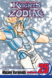 Knights of the Zodiac (Saint Seiya), Vol. 25