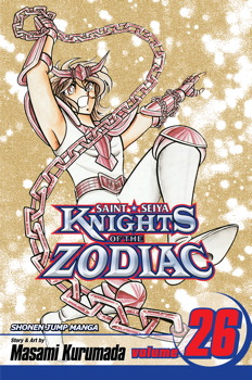 Knights of the Zodiac (Saint Seiya), Vol. 26