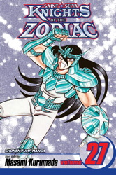 Knights of the Zodiac (Saint Seiya), Vol. 27