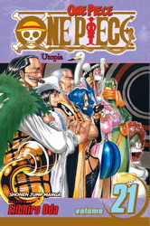 One Piece, Vol. 21