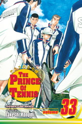 The Prince of Tennis, Vol. 33