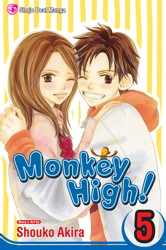 Monkey High!, Vol. 5