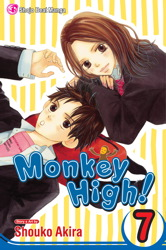 Monkey High!, Vol. 7
