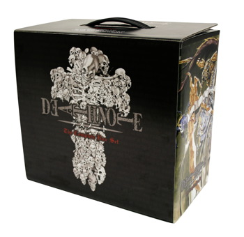 Death Note Box Set  (Vol.s 1-13)