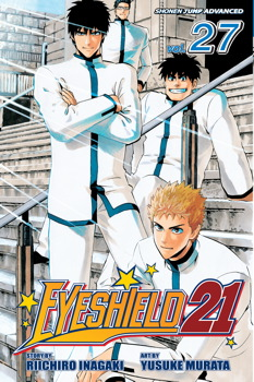 Eyeshield 21, Vol. 27