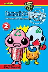 Leave It to PET!, Vol. 2