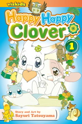 Happy Happy Clover, Vol. 1
