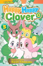Happy Happy Clover, Vol. 3