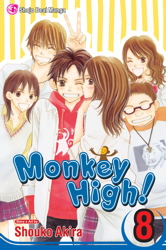Monkey High!, Vol. 8