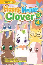 Happy Happy Clover, Vol. 4