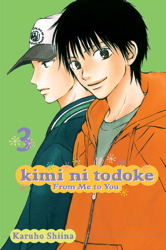 Kimi ni Todoke: From Me to You, Vol. 2