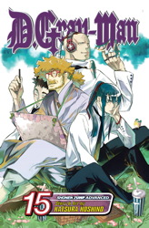 D. Gray-Man, Vol. 15