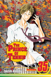 The Prince of Tennis, Vol. 35