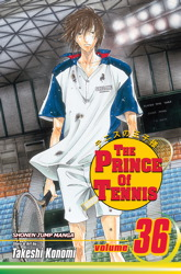 The Prince of Tennis, Vol. 36