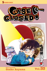 Case Closed, Vol. 33