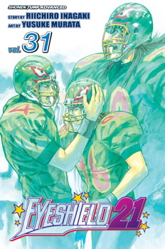 Eyeshield 21, Vol. 31