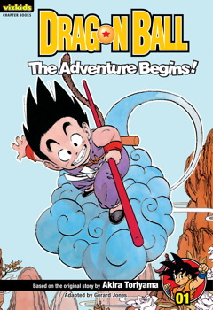 Dragon Ball: Chapter Book, Vol. 1