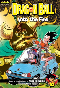 Dragon Ball: Chapter Book, Vol. 3