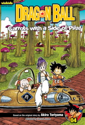 Dragon Ball: Chapter Book, Vol. 4