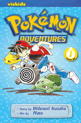 Pokémon Adventures, Vol. 1 (2nd Edition)